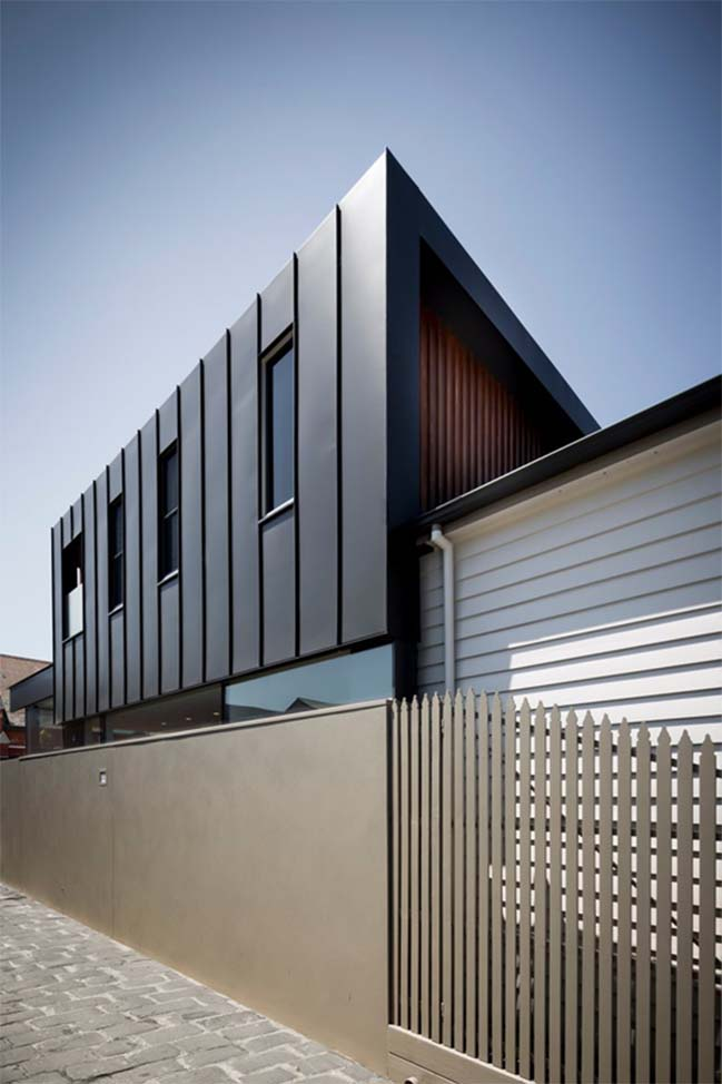 Armadale House 2 by Mitsuori Architects