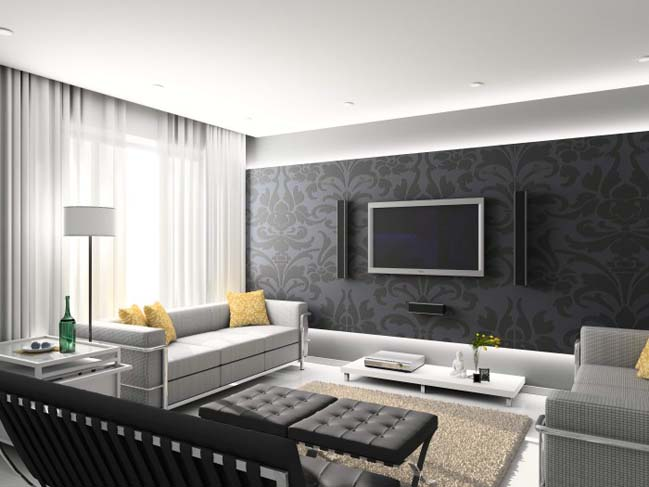 12 living room ideas with luxury modern interior design