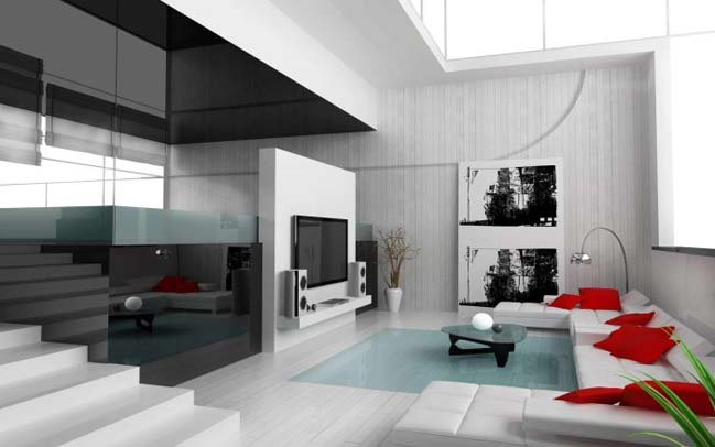 12 Living Room Ideas With Luxury Modern Interior Design Part 43