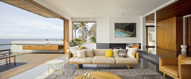 Little Reef House: Modern villa by Richard Cole Architecture