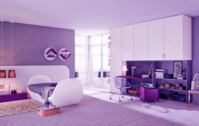 70 bedroom designs ideas for teenage girls - Interior designs for simple bedroom of teenegers ...