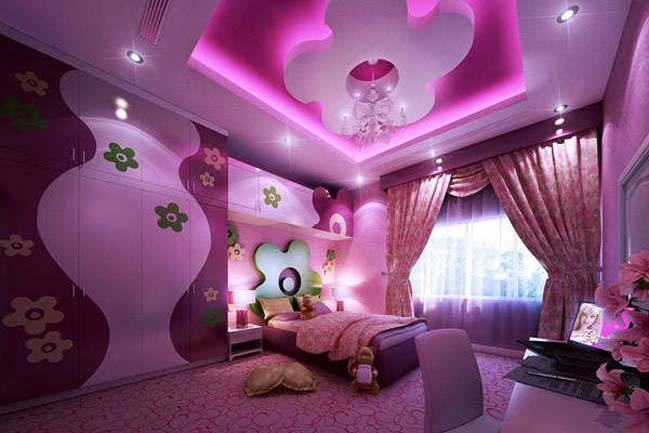 Bedroom designs ideas for teenage girls
