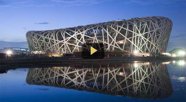 Megastructures: National Stadium in Beijing, China