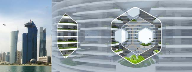 Vertical City: Future buildings architecture