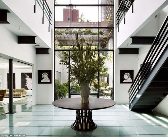 penthouse in New York of Robert DeNiro