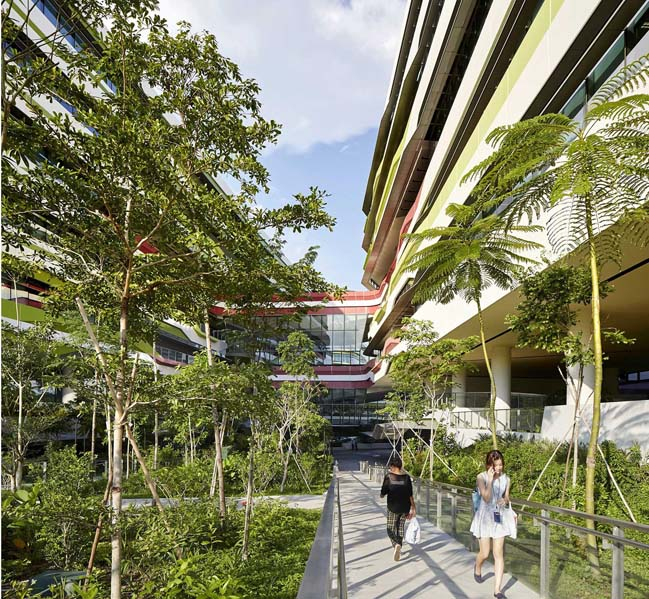 Singapore University of Technology & Design by UNStudio
