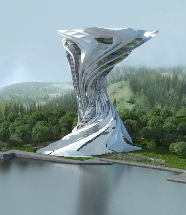 Sci-Fi concept by Skyler | ARQ