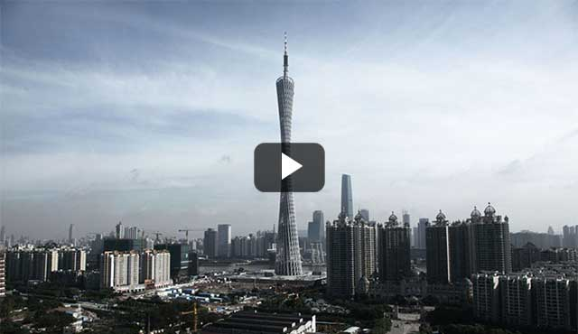 Megastructures: World's tallest TV Tower in China