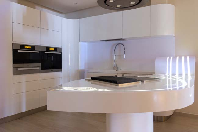 Futuristic Kitchen futuristic kitchen | 88designbox