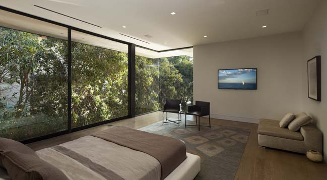 Sunset Strip House by McClean Design