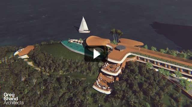 Villa Entourage by Greg Shand Architects