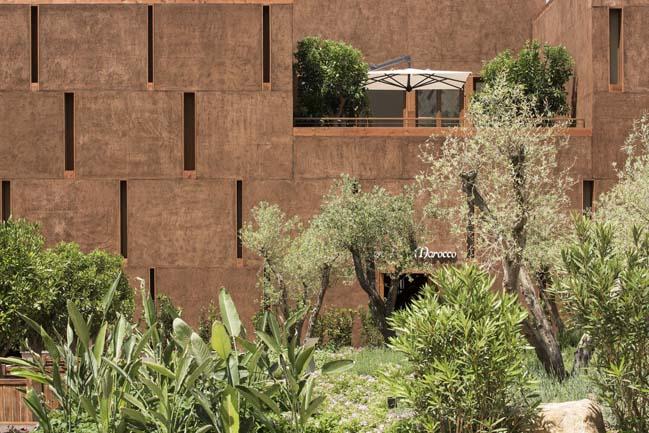 Morocco Pavilion in Expo Milan 2015