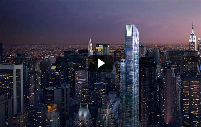 Architecture video: The Billionaire Building in New York