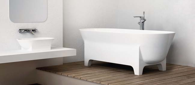 Bathroom collection 2015 by Marmorin