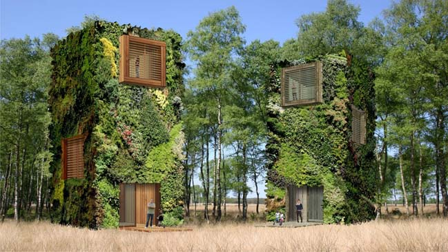 OAS1S -The No.1 green architecture concept