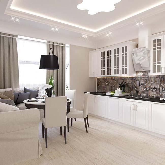 Luxury apartment in Anapa, Russia