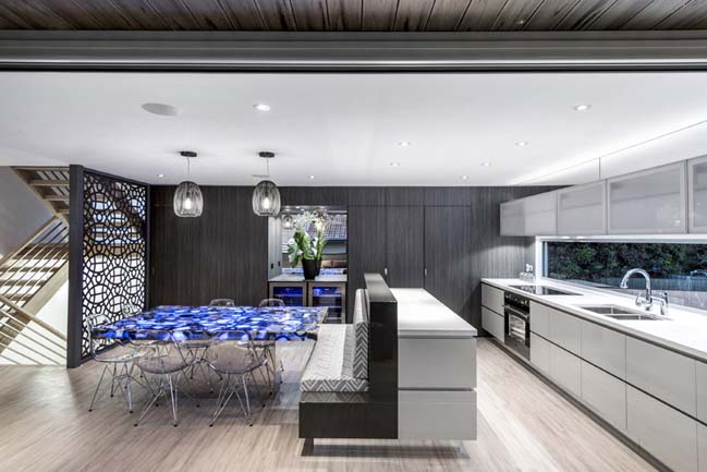 New Farm Kitchen by Sublime Architectural Interiors