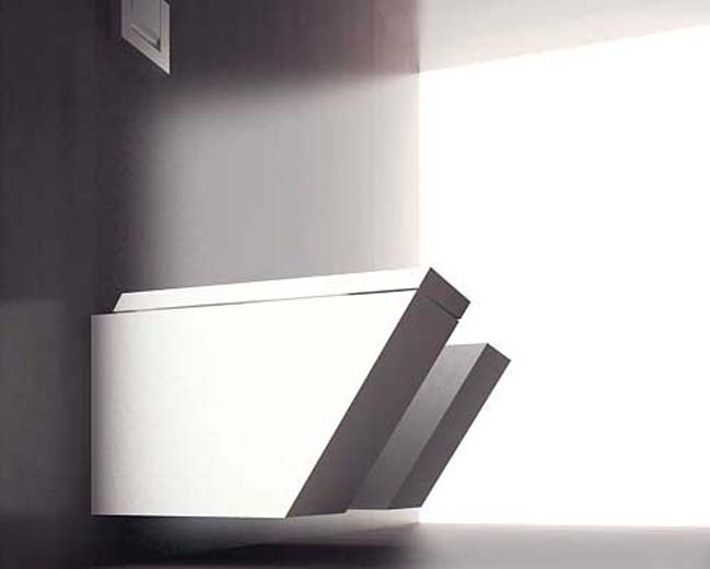 Modern bathroom design by Tamizo Architects