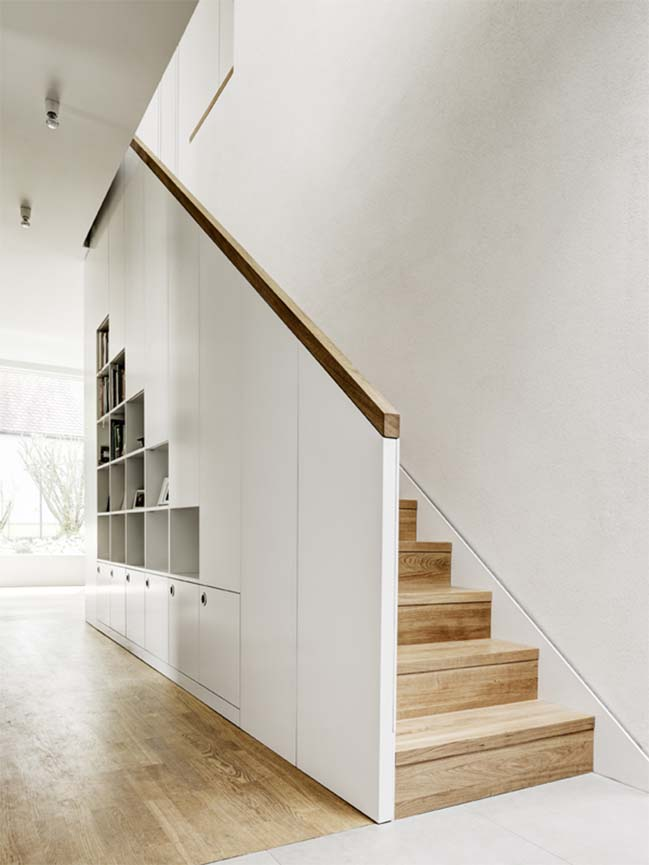 Detached house in Germany by CAMA A
