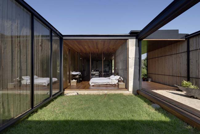 Sawmill House by Archier