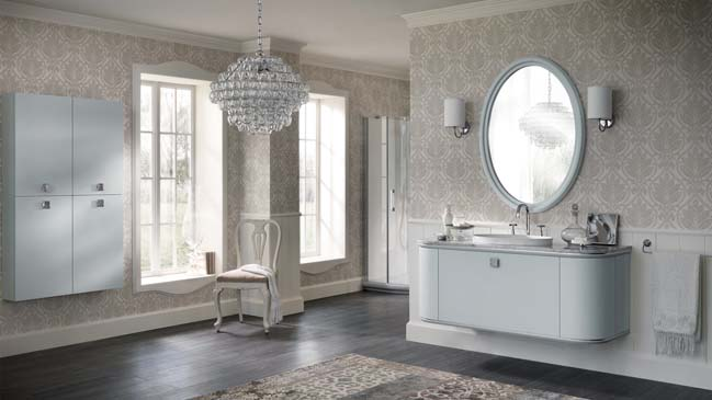 Magnifica: Luxury Italian bathroom designs from Scavolini