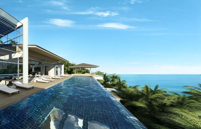 Dream house in Phuket, Thailand by Original Vision