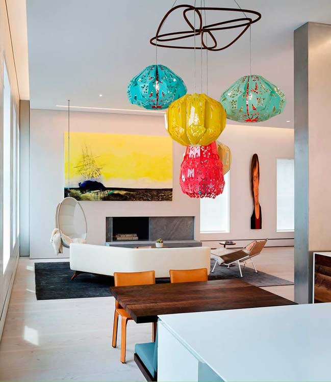 Luxury penthouse in NYC by Gabellini Sheppard