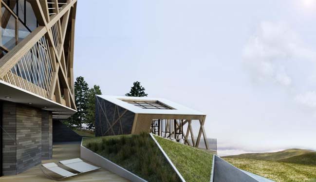 Luxury villas in Austria by Arhitektura SoNo