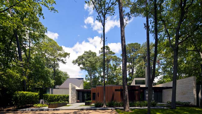 Bayou Residence by CONTENT