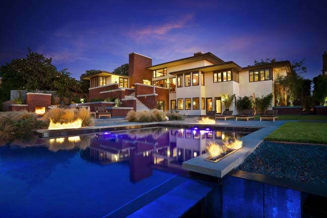 Luxury villa in Laguna Hills, California