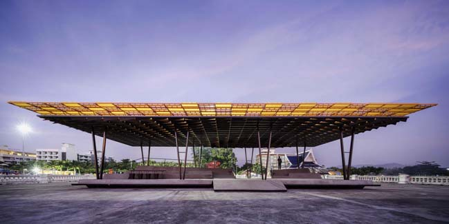 The Flow - A Multipurpose Pavilion