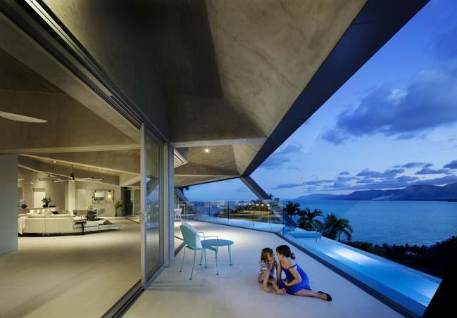 edge: amazing futuristic house in australia