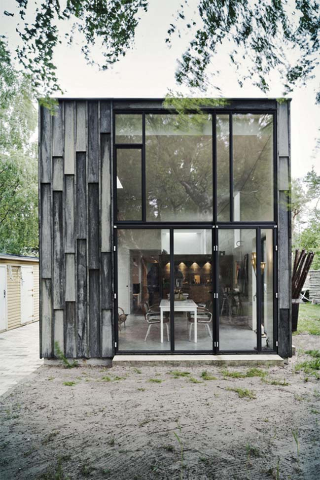 Forest House by Primus Arkitekter