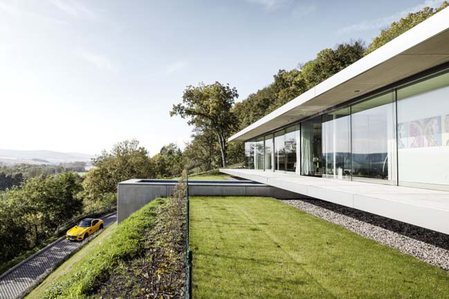 Villa K by Architectenbureau Paul de Ruiter