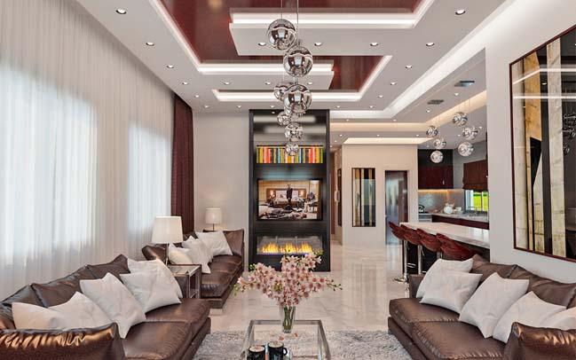 Luxury Interior Design Ideas Living Room For A Big Family Part 62