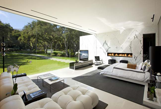 Luxury dream house in California by Hermann Design