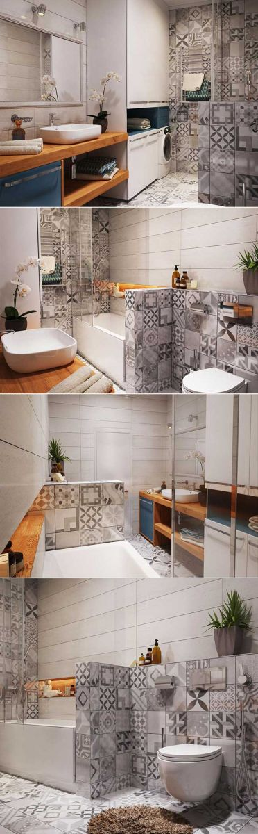 20 perfect small bathroom designs that will inspire you