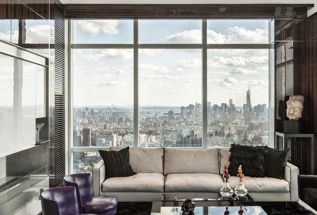 Beau Transform 3 Apartments Into A Luxury Penthouse In NYC