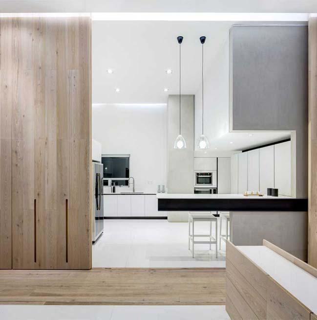 GH Mild: Luxury apartment by Archetonic