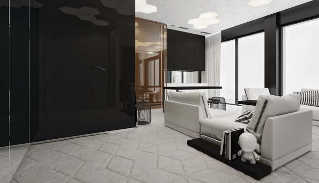 Modern interior design for one bedroom apartment for Contemporary one bedroom apartment design