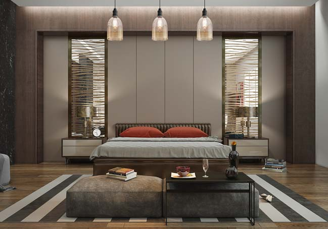 Exceptionnel 30 Great Modern Bedroom Ideas To Welcome 2016