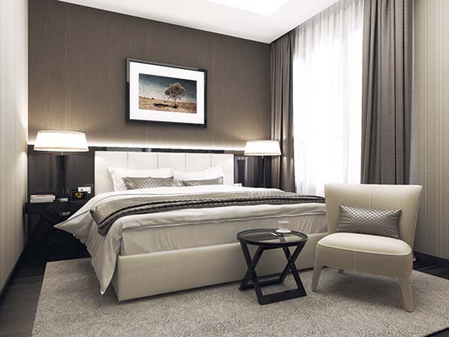 modern furniture modern bed designs beautiful bedrooms designs ideas - Modern Bedroom Interior Design