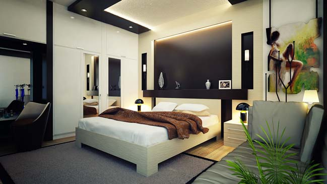 30 great modern bedroom design ideas update 08 2017 for Latest bedroom design ideas