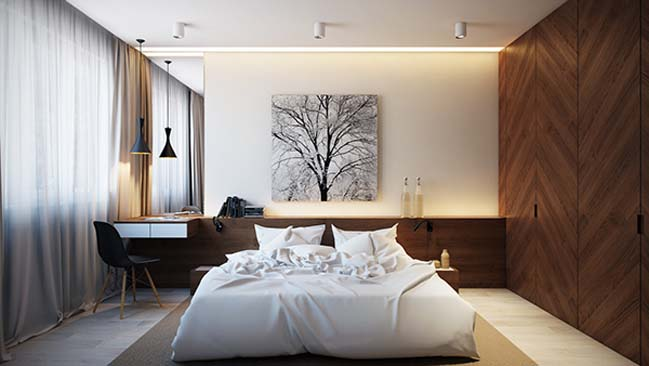great modern bedroom ideas to welcome, Bedroom decor