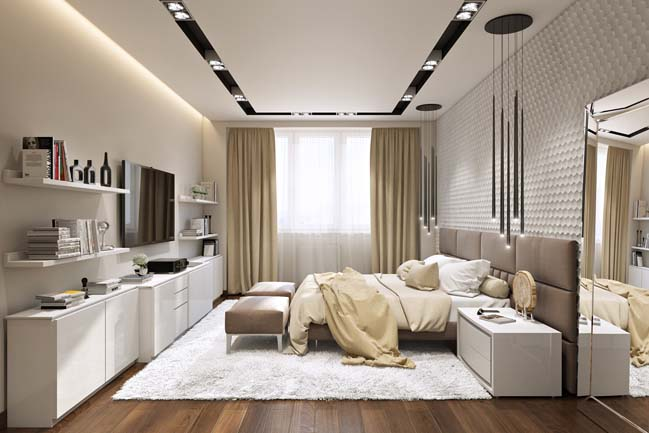 30 great modern bedroom ideas to welcome 2016 - Ideas For A Modern Bedroom
