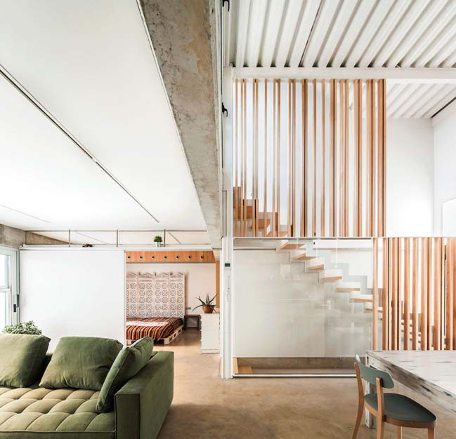 A modern house with plenty of natual light in Spain