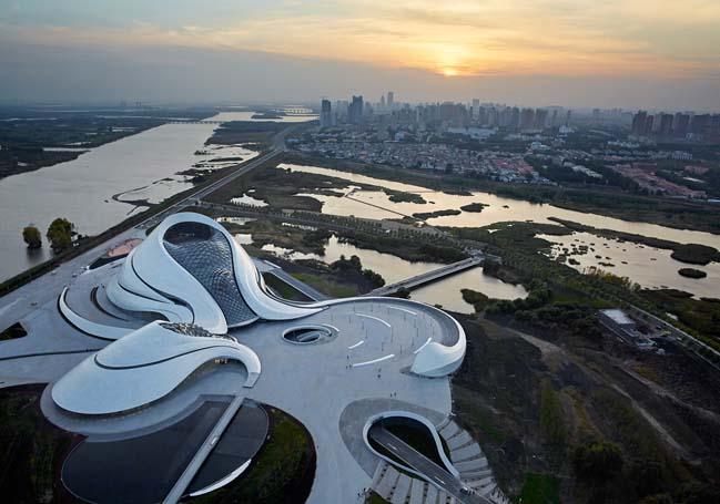 Harbin Opera House by MAD Architects