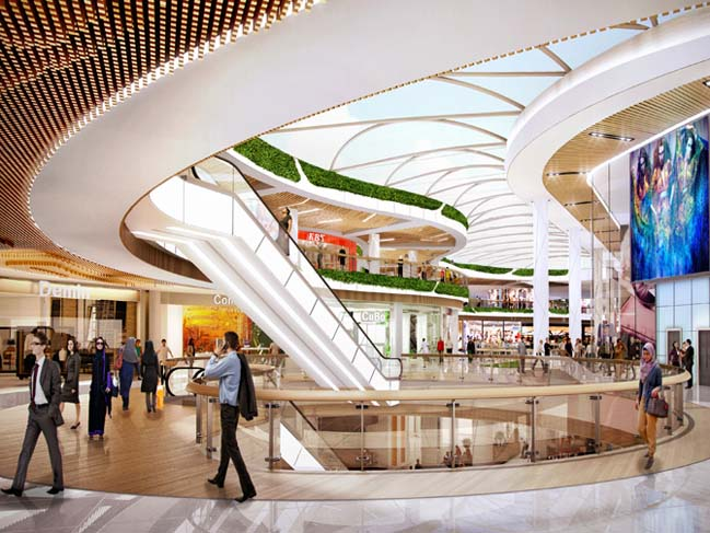Cleopatra Mall by Design International