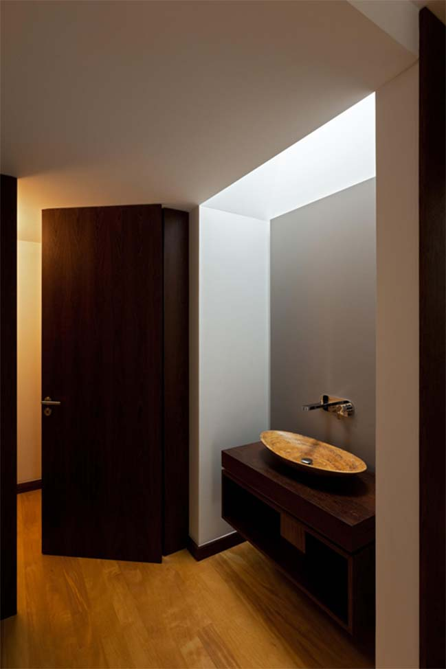 AA House by XYZ Arquitectos