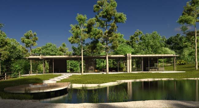 Forest House by Razvan Barsan + Partners
